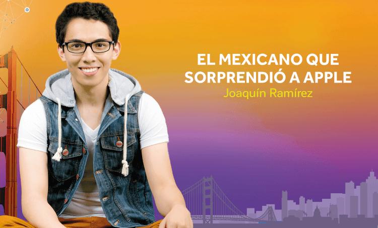 Mexicano gana premio de Apple por videojuego